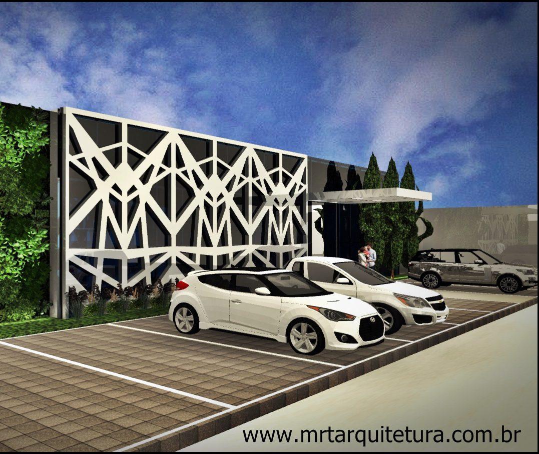 Projeto Arquitetônico, Aprovação na Prefeitura e Decoração de Interiores, para Clinica Oncológica em Suzano