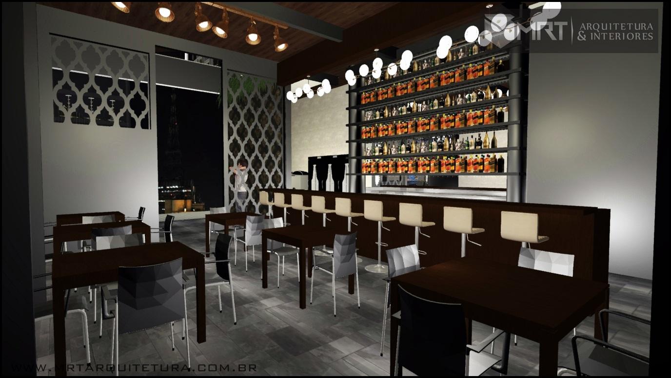 Projeto Para Restaurante e Hokkah Bar – Mogi das Cruzes