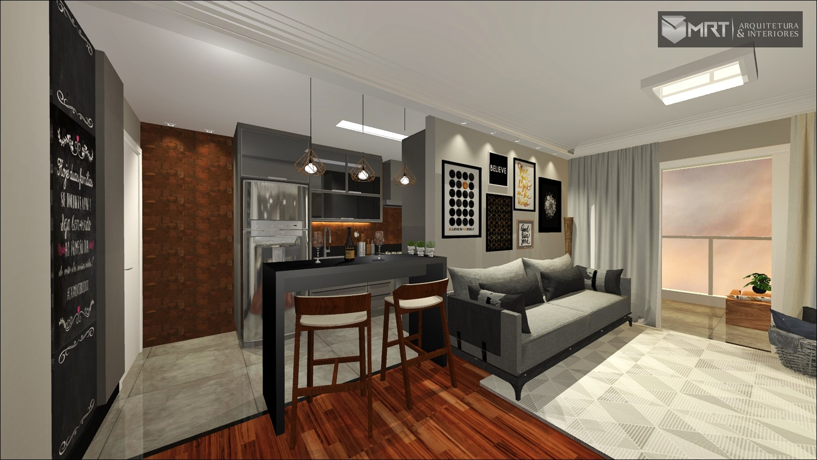 Decoração de Interiores – Essence Prime Living – Mogi das Cruzes